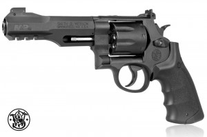 Wiatrówka - Rewolwer Smith&Wesson M&P R8 kal.4,46mm