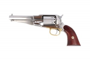 REWOLWER PIETTA 1858 REMINGTON NEW MODEL ARMY STAINLESS SHERIFF .44 (RGSSH44)