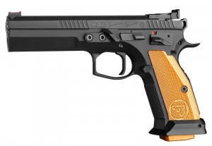 CZ 75 TS ORANGE kal. 9x19
